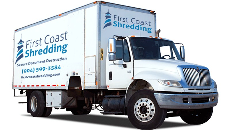 Secure On-Site Shredding St. Augustine Services